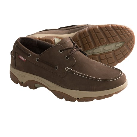 Wolverine Bowline Boat Shoes - Nubuck (For Men) in Tan
