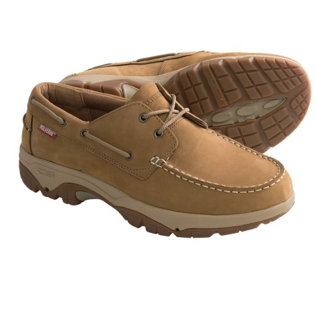 Wolverine Bowline Boat Shoes - Nubuck (For Men) in Brown