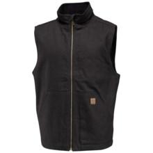Wolverine Carson Vest (For Men) in Black - Closeouts