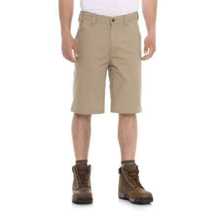 "Wolverine Eaton Ripstop Shorts - 11"" (For Men) in Khaki - Closeouts"