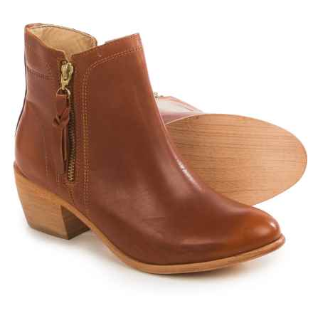 Wolverine Ella Ankle Boots - Leather, Factory 2nds (For Women) in Tan - 2nds