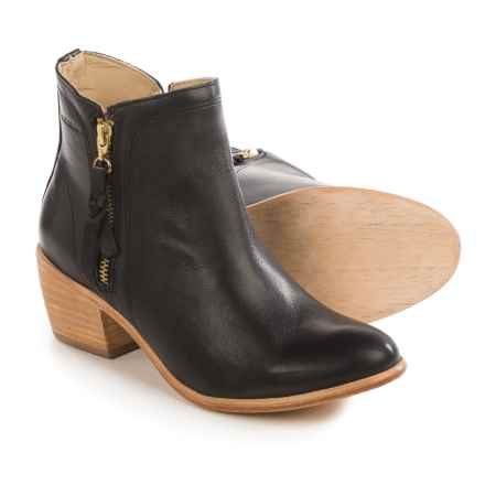 Wolverine Ella Ankle Boots - Leather (For Women) in Black - Closeouts