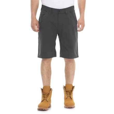"Wolverine Flathead Shorts - 10"" (For Men) in Granite - Closeouts"