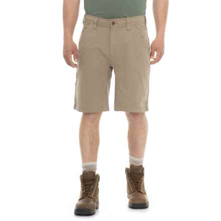 "Wolverine Flathead Shorts - 10"" (For Men) in Khaki - Closeouts"