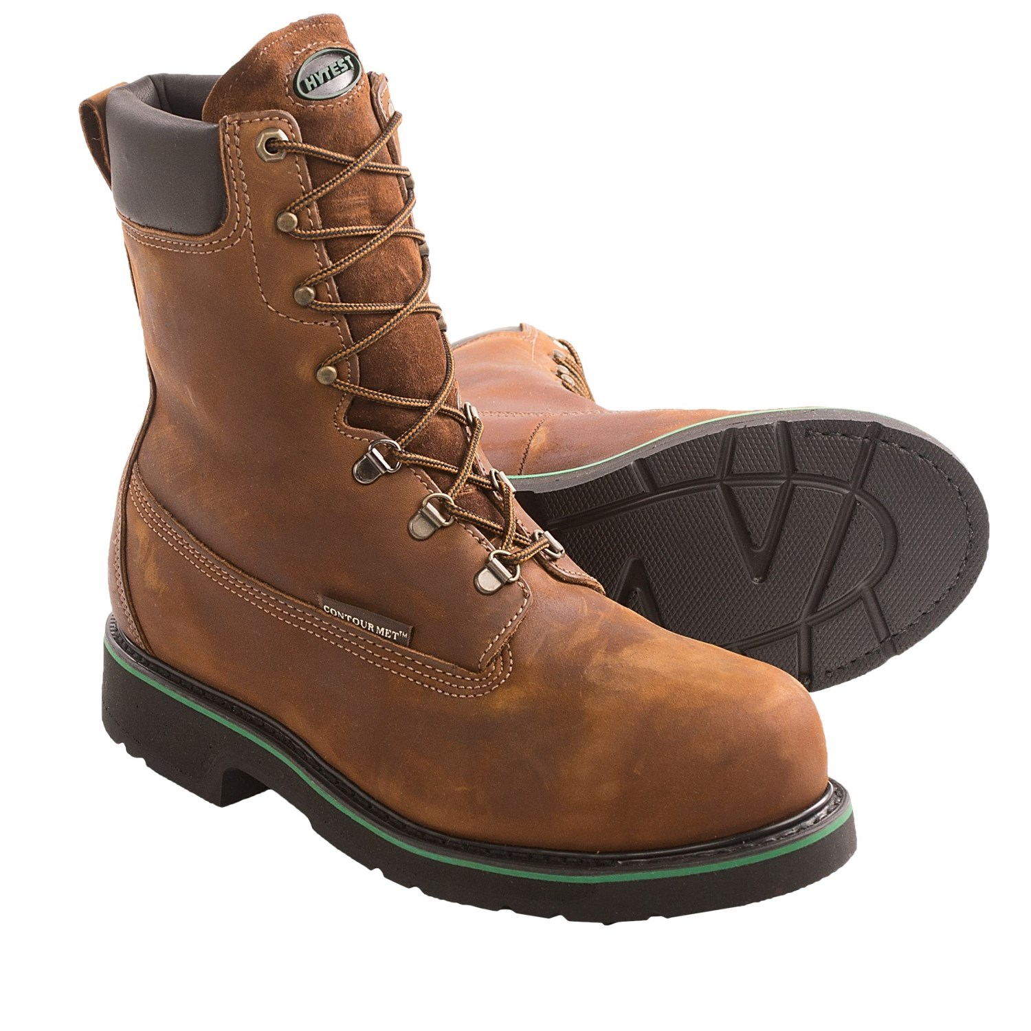 242c5db8a90f Wolverine FootRests Internal Metatarsal Guard Work Boots (For Men) 7588P 40