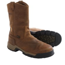 Wolverine Gear ICS EH Work Boots - Waterproof, Leather (For Men) in Brown - Closeouts