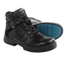 Wolverine Griffin DuraShocks® SR Work Boots - Waterproof, Steel Toe (For Men) in Black - Closeouts