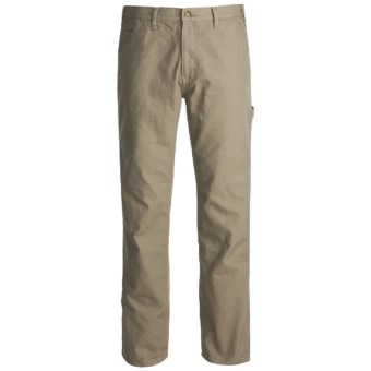 Wolverine Hammer Loop Pants (For Men) in Khaki