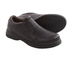 Wolverine Hume EPX Work Shoes - Steel Toe, Slip-Ons (For Men) in Brown - Closeouts