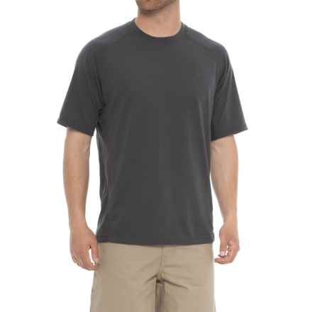 Wolverine Hybrid T-Shirt - UPF 30, Short Sleeve (For Men) in Granite - Closeouts