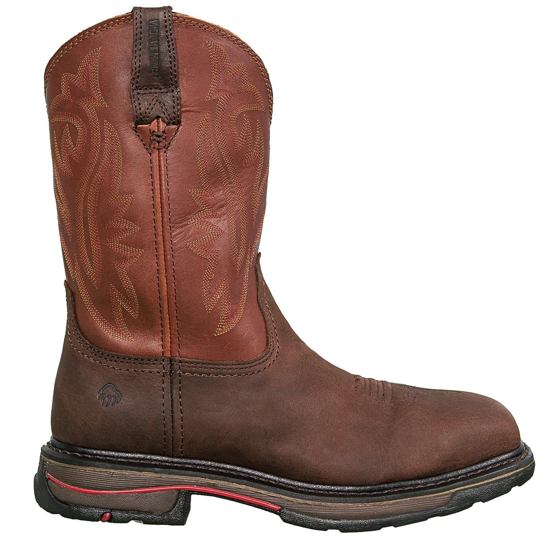 Wolverine Javelina Eh Wellington Work Boots For Men