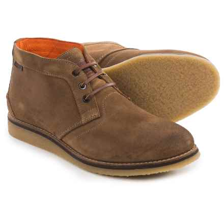 Wolverine Julian Chukka Boots - Leather (For Men) in Taupe - Closeouts