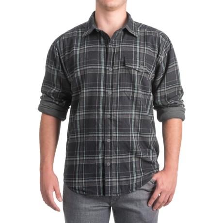 Wolverine Newago Flannel Shirt Jacket - Thermal Lining (For Men)
