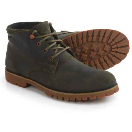 Wolverine No. 1883 Cort Boots - Waterproof, Leather (For Men) in Dark Green - Closeouts