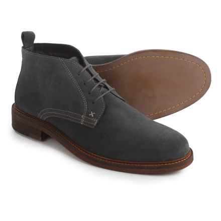 Wolverine No. 1883 Hensel Chukka Boots - Suede (For Men) in Grey Suede - Closeouts