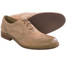 Wolverine No. 1883 Horace Brogue Shoes - Wingtip (For Men) in Taupe - Closeouts