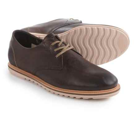 Wolverine No. 1883 Kirk Oxford Shoes - Leather, Factory 2nds (For Men) in Brown - 2nds