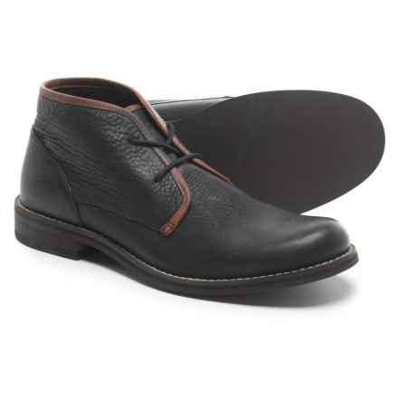 Wolverine No. 1883 Orville Desert Boots (For Men) in Black - Closeouts