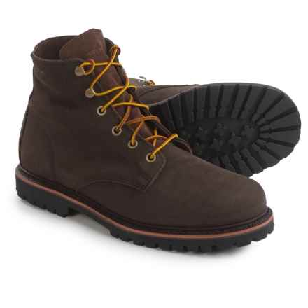 Wolverine No. 1883 Plainsman Boots - Leather, Lace-Ups (For Men) in Brown - Closeouts