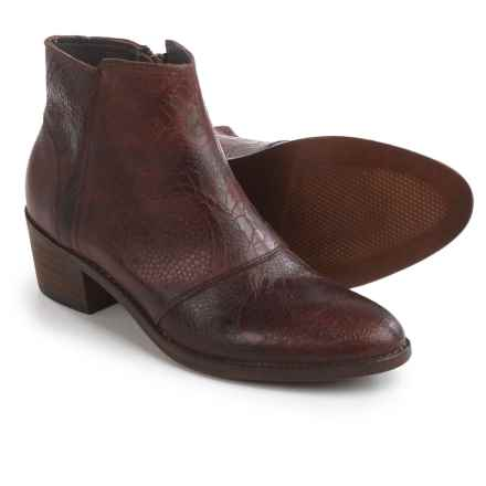 Wolverine No. 1883 Roxana Ankle Booties (For Women) in Brown Floral - Closeouts
