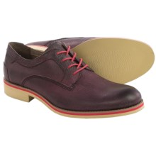 Wolverine No. 1883 Theo Oxford Shoes - Leather (For Men) in Chocolate Brown - Closeouts