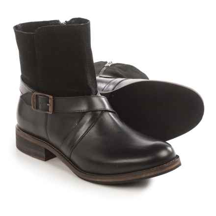 Wolverine Pearl Boots - Leather (For Women) in Black - Closeouts