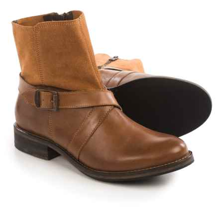 Wolverine Pearl Boots - Leather (For Women) in Tan - Closeouts
