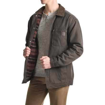 Wolverine Pierson Chore Coat (For Men) in Charcoal - Overstock