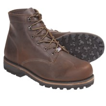 "Wolverine Plainsman 6"" Boots (For Men) in Brown - Closeouts"