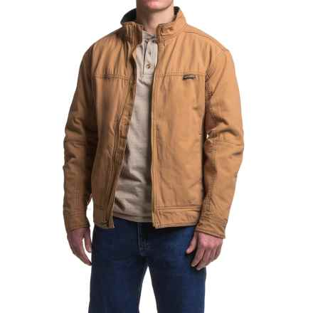 Wolverine Porter Jacket (For Men) in Canvas Whiskey - Closeouts
