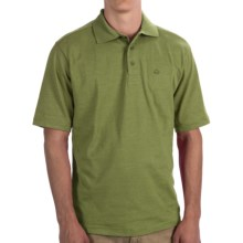 Wolverine Rockford Polo 2 Shirt - UPF 40, Short Sleeve (For Men) in Leaf - Closeouts