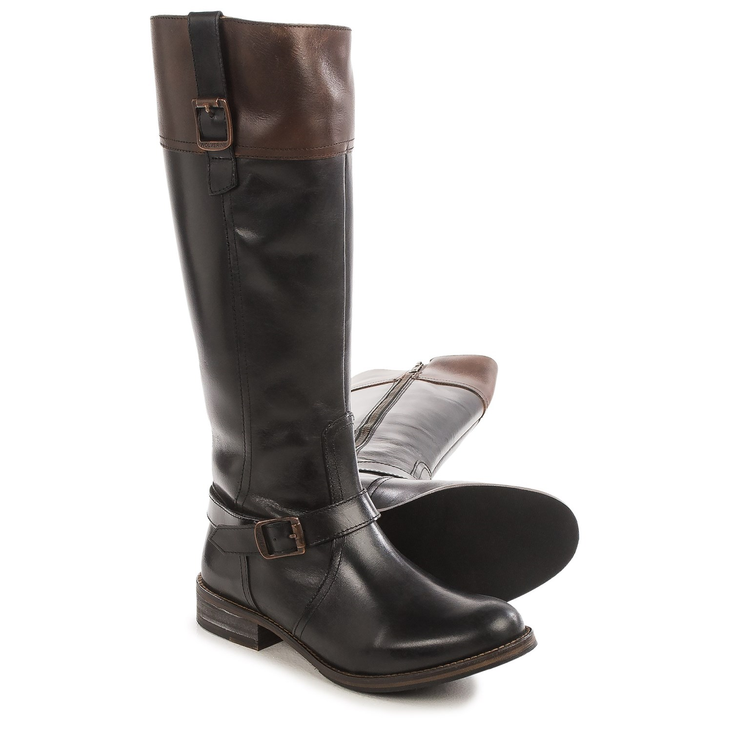 Wolverine Shannon Riding Boots (For Women) - Save 60%