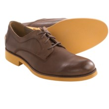 Wolverine Theo Oxford Shoes - Leather  (For Men) in Brown - Closeouts