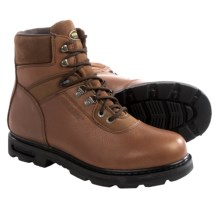 "Wolverine Traditional 6"" Work Boots - Waterproof, Leather (For Men) in Brown - Closeouts"
