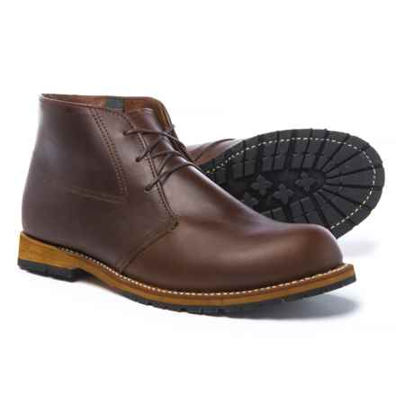 Wood N' Stream Wood N' Stream American Classic Chukka Boots - Leather (For Men) in Brown - Closeouts