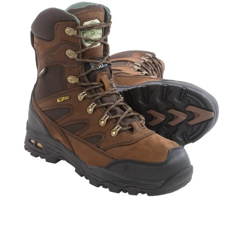 Woods N Stream Instinct VGS Hunting Boots Waterproof, Insulated (For Men)