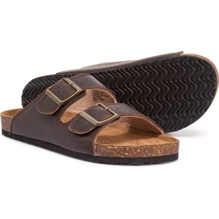 0fc427da40edd Woodstock Harris 2 Sandals - Leather (For Men) in Chocolate