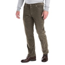 Woolrich 1830 Corduroy Jeans - 5-Pocket (For Men) in Olive - Closeouts