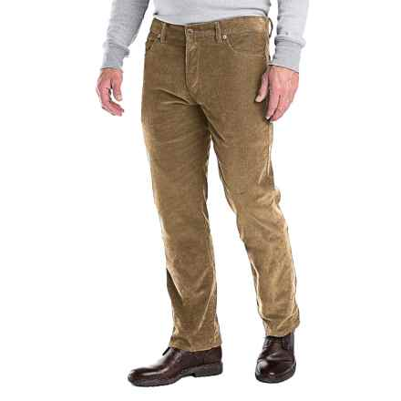 Woolrich 1830 Corduroy Jeans - 5-Pocket (For Men) in Sediment - Closeouts