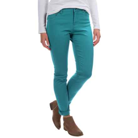 Woolrich 1830 Denim Jeans - Slim Fit (For Women) in Mineral Blue - Closeouts