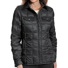 Lole Atelier Long Down Jacket 600 Fill Power Removable