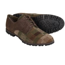 Woolrich Adams Oxford Shoes (For Men) in Camo Wool/Rawhide - Closeouts