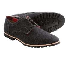Woolrich Adams Wool Oxford Shoes (For Men) in Thunder - Closeouts