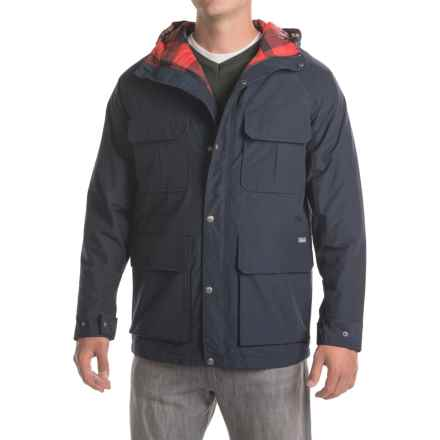 Woolrich Advisory Mountain Parka - Insulated (For Men) in Deep Navy - Closeouts