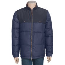 Woolrich Altitude Down Jacket - 550 Fill Power (For Men) in Deep Navy - Closeouts