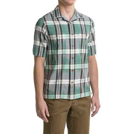 Woolrich Altitude Shirt - Short Sleeve (For Men) in Stillwater - Closeouts