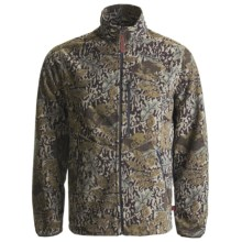 Woolrich Andes CamWoolflage Fleece Jacket - Windproof (For Men) in Camouflage - Closeouts