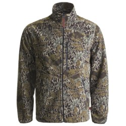 Woolrich Andes CamWoolflage Fleece Jacket - Windproof (For Men) in Camouflage