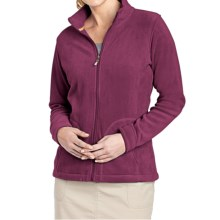 Woolrich Andes Fleece Jacket (For Women) in Fig - Closeouts