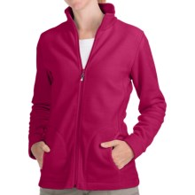Woolrich Andes Fleece Jacket (For Women) in Razzleberry - Closeouts